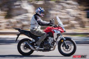 HONDA CB 500X, 2019, Super Test: Μυρίζει Ελλάδα