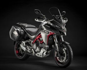DUCATI MULTISTRADA 1260S GRAND TOUR, 2020: Τουρισμός στο Max!