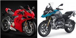 DUCATI και BMW 2019: Ρεκόρ πωλήσεων και best seller
