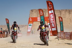 MOTUL: Νικήτρια στο Dakar 2020
