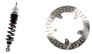 BMW R1200GS/R1250GS: Ανάρτηση YSS και Δισκόπλακα Ferodo