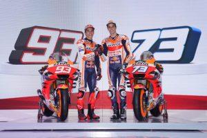 HONDA: Παρουσίαση ομάδας Repsol Honda MotoGP, 2020