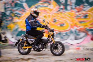 HONDA Z125 MONKEY, Super Test: Μίνι αριστούργημα