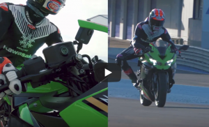 VIDEO: Το μοναδικό ουρλιαχτό του Kawasaki Ninja ZX 250
