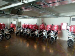 ΗΟΝDA: Tο efood κινείται με Honda