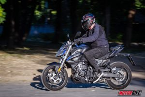 VOGE 500R, Super Test: Η λογική μοτοσυκλέτα