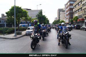 BENELLI OPEN DAY: Η Motoway Kαμπράνης ΑΕ, άνοιξε τις πόρτες της