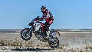 DUCATI MULTISTRADA 1260: Νίκη στο TransAnatolia Rally 2020