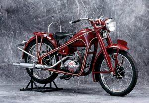 HONDA DREAM TYPE-D, 1949: Η πρώτη μοτοσυκλέτα της Honda