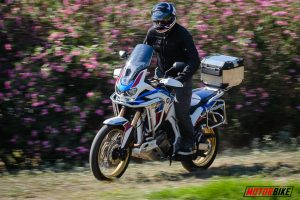 HONDA CFR1100L Africa Twin Adventure Sp. DCT, Test: Η ωρίμανση