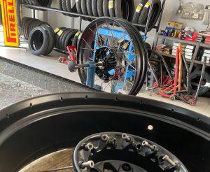MOTO KOUZIS: Ακτινολογήσεις τροχών BMW GS