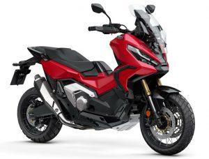 Honda X-ADV 750 2021: Βελτιωμένη, αυτόματη περιπέτεια
