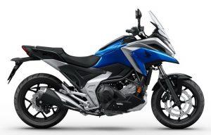 Honda NC750X 2021: Πήρε ίππους, ηλεκτρονικά κι έχασε κιλά