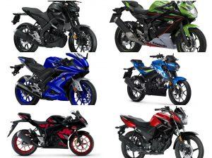 Αφιέρωμα στα 125cc: Όλα τα μοντέλα της ελληνικής αγοράς Mέρος Β'