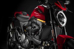Ducati Monster 2021: Κόβοντας τους δεσμούς με το παρελθόν