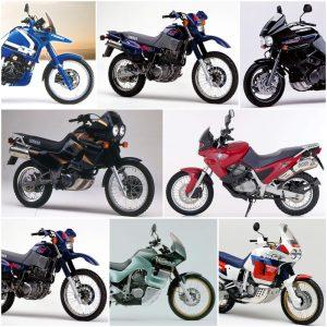 1990-2000: Οι πιο δημοφιλείς μοτοσυκλέτες στην Ελλάδα