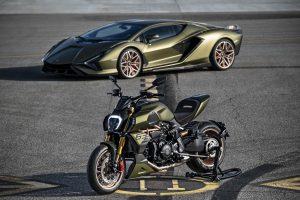 DUCATI Diavel & XDiavel 2021: Νέες εκδόσεις Χ και Lamborghini