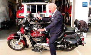 JOE BIDEN: Ο νέος πλανητάρχης αγαπά τις μοτοσυκλέτες!