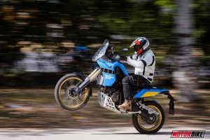 YAMAHA TENERE 700 RALLY EDITION Super Test: Heavy Duty!