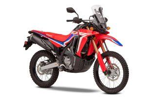 ΗONDA CRF300L / CRF300 Rally 2021: Πλήρης παρουσίαση και τιμές
