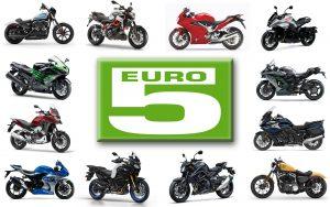 ΕURO 5: Ποιες μοτοσυκλέτες σταματούν να παράγονται;