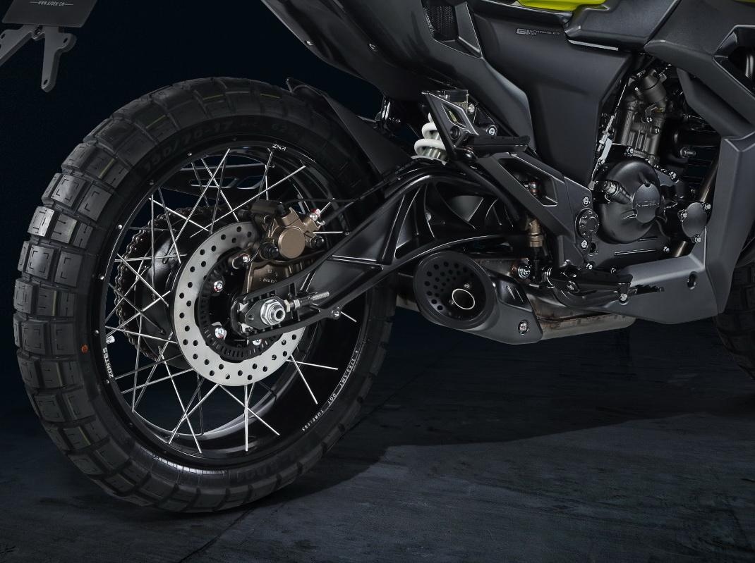 DAYTONA by ZONTES G155 SR 2021: Ομορφότερο και μοντέρνα κλασικό -  MotorBike.gr