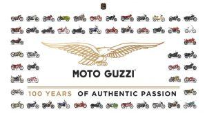 MOTO GUZZI 1921-2021: Εκατό χρόνια μοτοσυκλέτες (Μέρος Α')