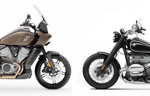 ΑΦΙΕΡΩΜΑ: Όταν η Harley έφτιαχνε Adventure και η BMW Cruiser!