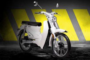 """ΜΟΤRON Cubertino 2021: """"Σκουτερόπαπο"""" το ηλεκτροκίνητο!"""