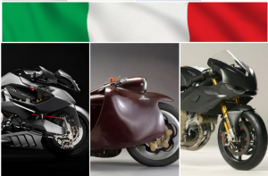 ΑΦΙΕΡΩΜΑ: 10 τρελές Ιταλικές μοτοσυκλέτες (Μέρος Β')