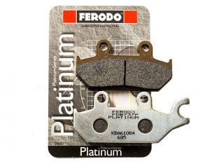 FERODO: Racing Platinum – Ημιμεταλλικά Τακάκια