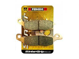 FERODO: Μεταλλικά Τακάκια Μοτοσυκλέτας ST (Sinter Grip Road)