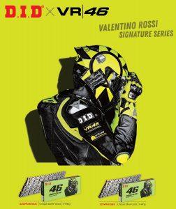 DID: Αναθέτει στον Valentino Rossi την Παγκόσμια εκπροσώπηση της!