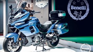 BENELLI 1200 GT 2021: Πολυτελές touring με απίστευτη τιμή!