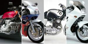ΑΦΙΕΡΩΜΑ: Οι 10 σημαντικότερες μοτοσυκλέτες της Honda (Μέρος α')