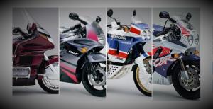 ΑΦΙΕΡΩΜΑ: Οι 10 σημαντικότερες μοτοσυκλέτες της Honda (Μέρος β')