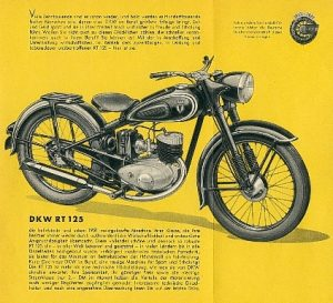 DKW RT 125 1939: Από τις σημαντικότερες όλων των εποχών!