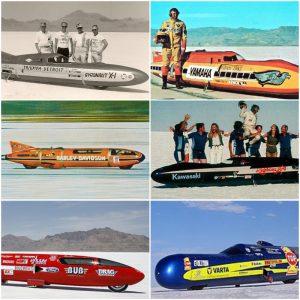 ΑΦΙΕΡΩΜΑ: Παγκόσμια Ρεκόρ Ταχύτητας 1960-2021 (Μέρος Β')
