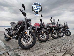 VOGE MOTO CLUB HELLAS