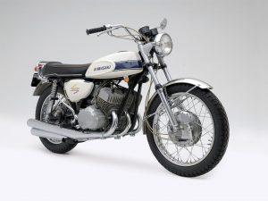 KAWASAKI H1 500 Mach III, 1969: Ο ορισμός της φιλοσοφίας της Kawasaki