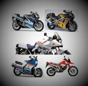 ΑΦΙΕΡΩΜΑ! Οι καλύτερες μοτοσυκλέτες της Suzuki No1 (1980-1996)